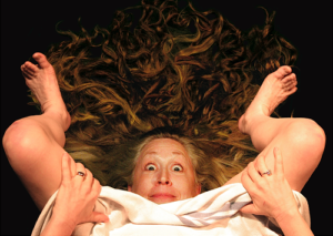 Birthing the Crone by University of Tulsa Professor Lisa Wilson is a one woman show exploring menopause, grief and loss, hilarious circumstances, and motherhood